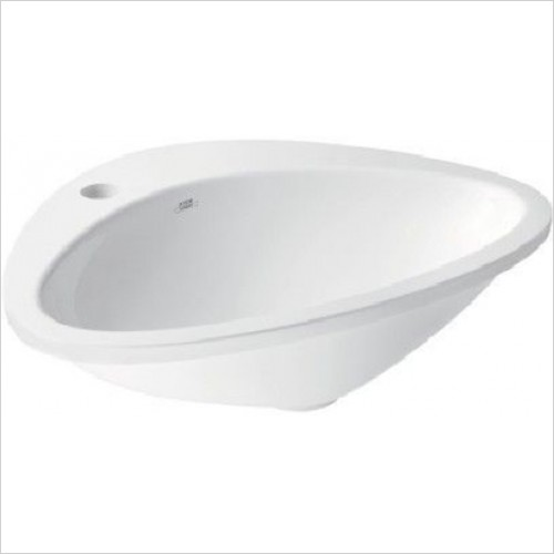 Hansgrohe - Massaud Built In Wash Basin 1TH