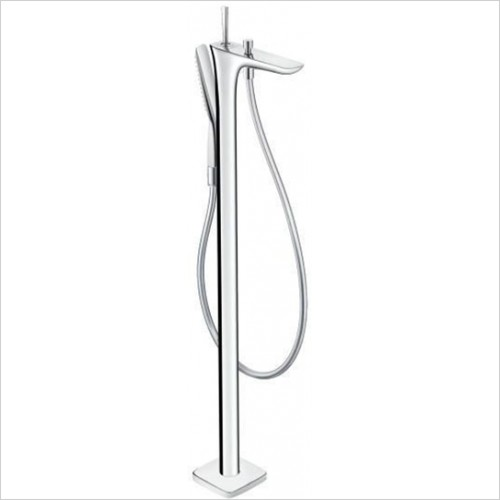 Hansgrohe - Puravida Freestanding Bath Shower Mixer