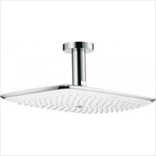 Hansgrohe - Puravida 400mm Overhead Shower With Ceiling Connector