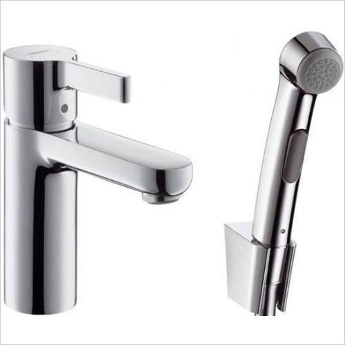 Hansgrohe - Metris S Single Lever Bidet Set