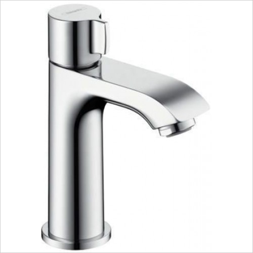 Hansgrohe - Metris Pillar Tap For Cold Water Only 100