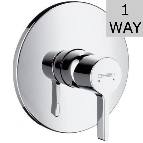 Hansgrohe - Metris S Concealed Manual Valve