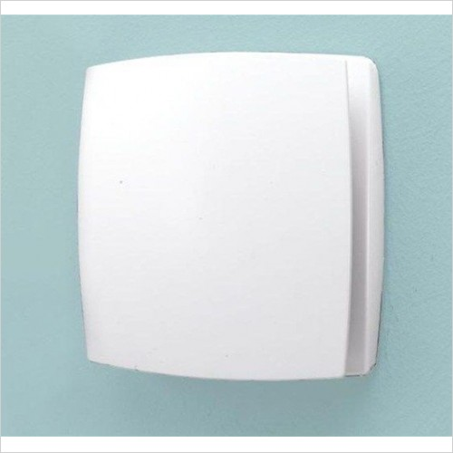 HIB - Breeze Extractor Fan With Timer