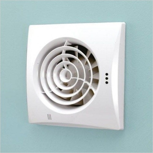 HIB - Hush Extractor Fan With Timer