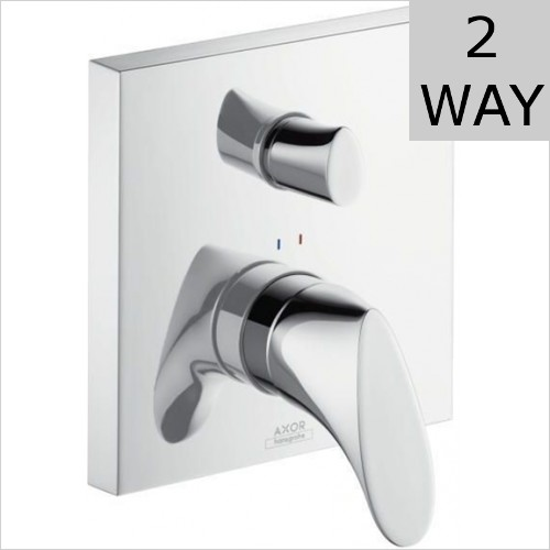 Hansgrohe - Axor Starck Organic Concealed Bath Shower Mixer