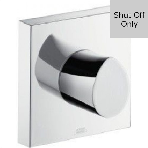 Hansgrohe - Axor Starck Organic Concealed Shut-Off Valve