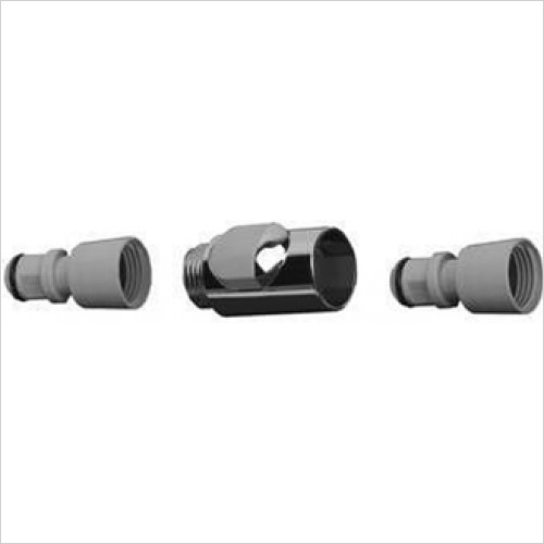 Hansgrohe - Hand Shower Quick Coupling Set