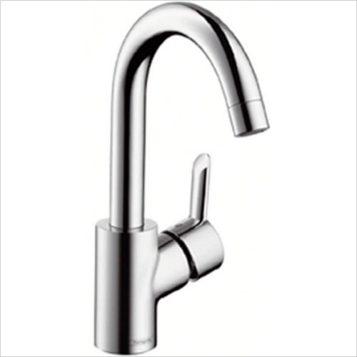 Hansgrohe - Focus S Side Lever Basin Mixer For Wash Bowls