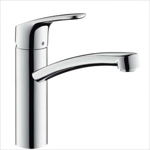 Hansgrohe - Focus E2 Kitchen Mixer With 360 Degree Spout