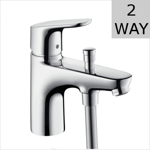 Hansgrohe - Focus Monotrou Single Lever Bath & Shower Mixer