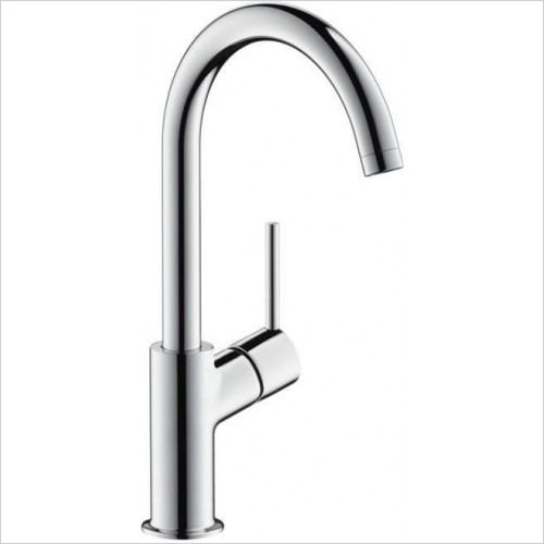 Hansgrohe - Talis S2  Side Lever Basin Mixer For Wash Bowls