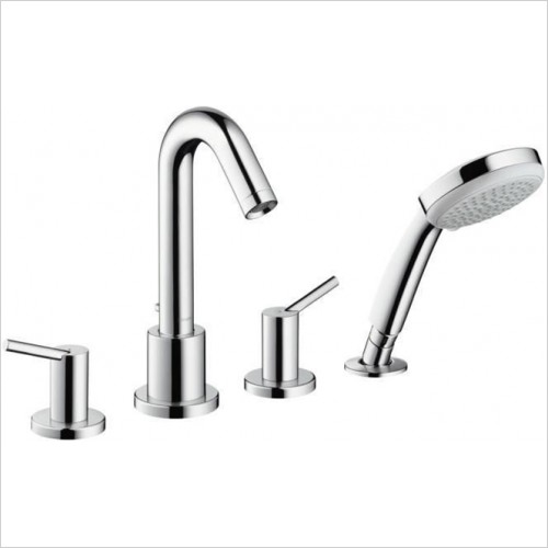 Hansgrohe - Talis S2 4 Hole Bath Set