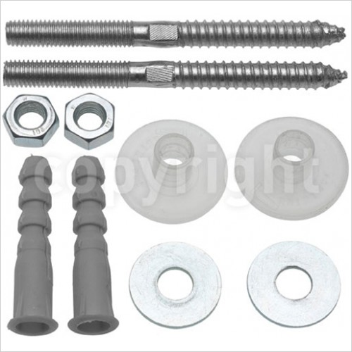 Crosswater - Wall Mounted Basin Fixing Bolts