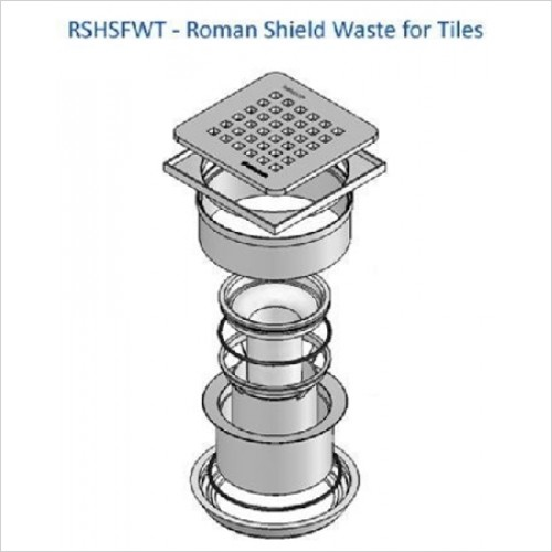 Roman Shield Wetroom System