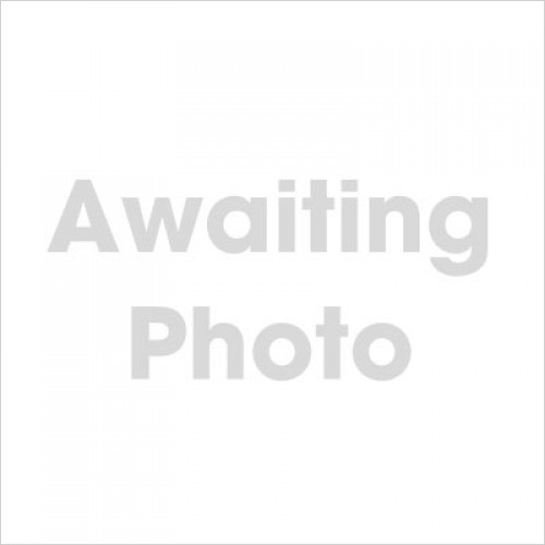 Imperial Bathrooms - Brokton Wall Light With Flat Pleated Cotton Shade