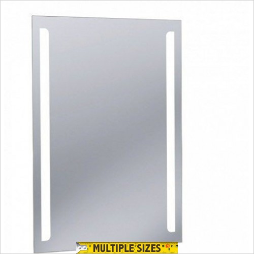 Crosswater - Elite LED Back Lit Mirror 700 x 1000mm