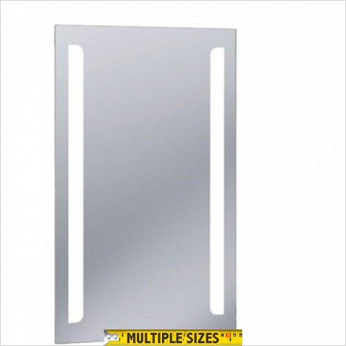 Crosswater - Elite LED Back Lit Mirror 500 x 800mm