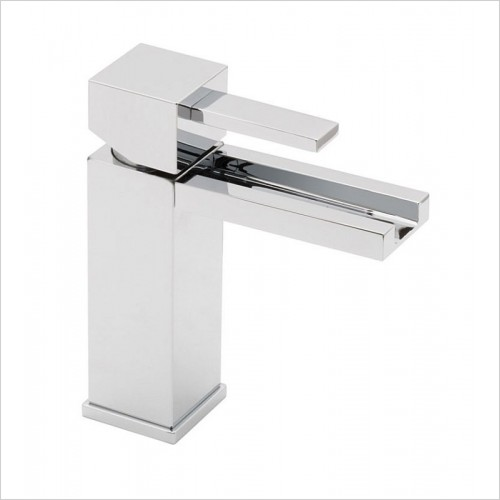 Vado - Té Falls Mono Basin Mixer With Universal Waste