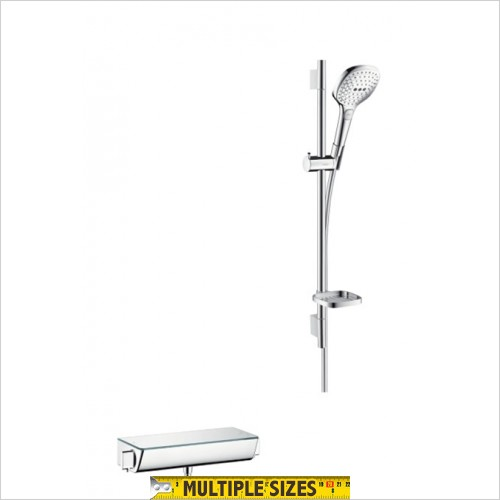 Hansgrohe - Raindance Select E 120 Combi Exposed Shower Kit 0.65m
