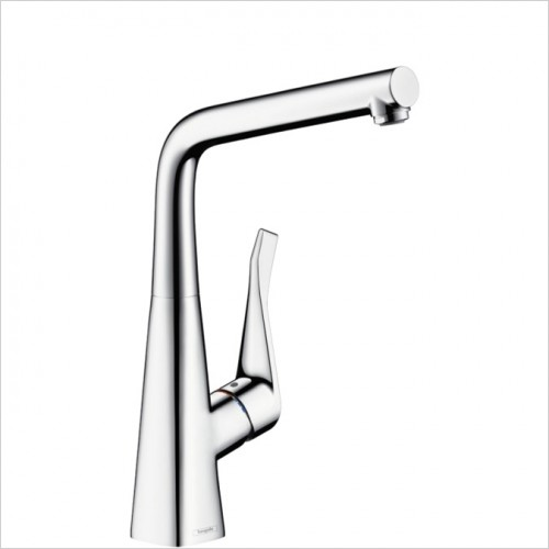 Hansgrohe - Metris Single Lever Kitchen Mixer With Swivel Spout