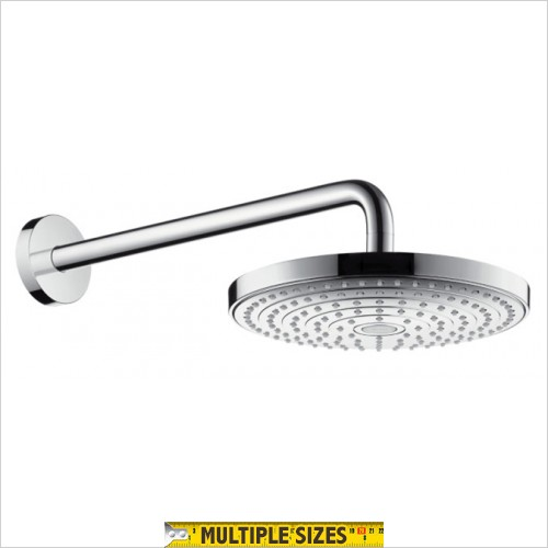 Hansgrohe - Raindance Select S 240 2Jet Overhead Shower With Wall Arm