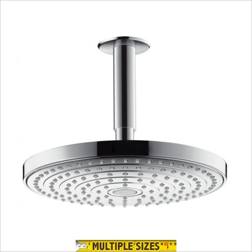 Hansgrohe - Raindance Select S 240 2Jet Overhead Shower With Ceiling Arm
