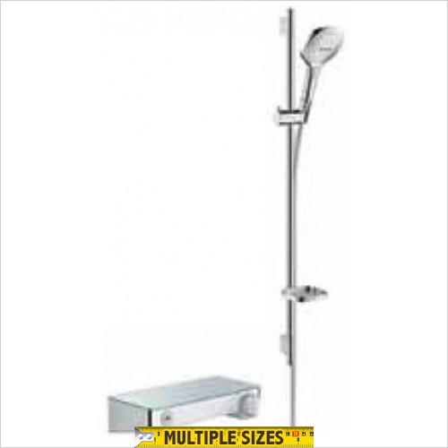 Hansgrohe - ShowerTablet Select 300 Combi Shower Kit 0.65m