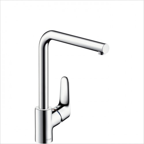Hansgrohe - Focus Single Lever Kitchen Mixer With Swivel Spout