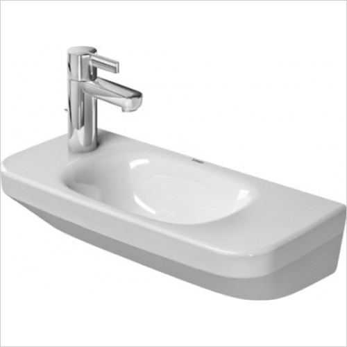 Duravit - DuraStyle Handrinse Basin 500 x 220mm With Tap Left