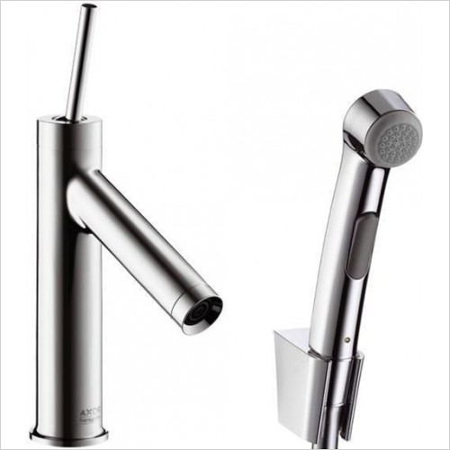 Hansgrohe - Axor Starck Single Lever Bidet Set