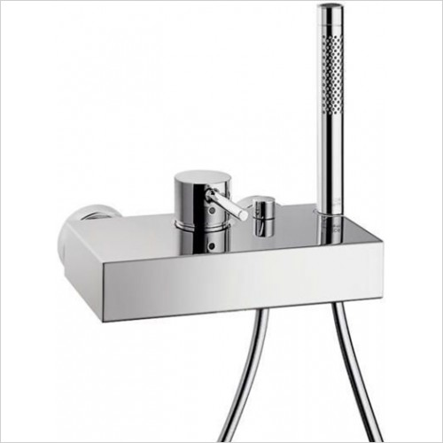 Hansgrohe - Axor Starck X Exposed Single Lever Bath Shower Mixer