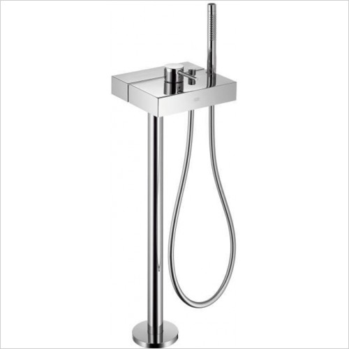 Hansgrohe - Axor Starck X Floor Standing Bath Shower Mixer
