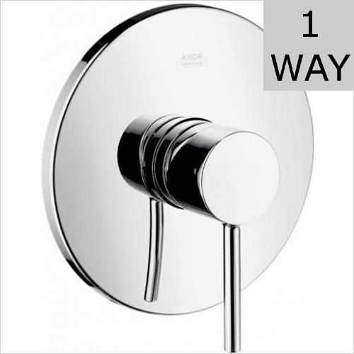 Hansgrohe - Axor Starck Concealed Bath Or Shower Mixer