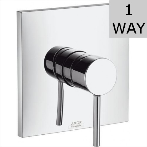 Hansgrohe - Axor Starck X Concealed Bath Or Shower Mixer