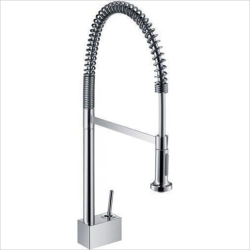 Hansgrohe - Axor Starck Semi-Pro Single Lever Kitchen Mixer