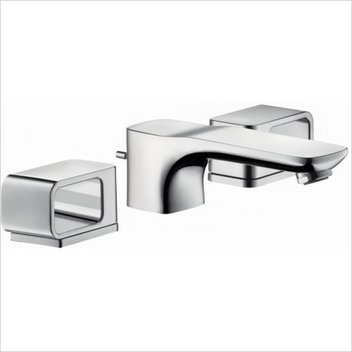 Hansgrohe - Axor Urquiola 3 Hole Basin Mixer Without Plate