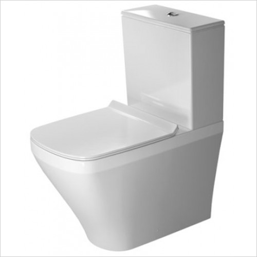 Duravit - DuraStyle Toilet Close Coupled Back To Wall