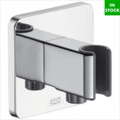 Hansgrohe - Axor Urquiola Porter Shower Support & Wall Outlet