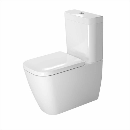 Duravit - Happy D.2 Toilet Close Coupled