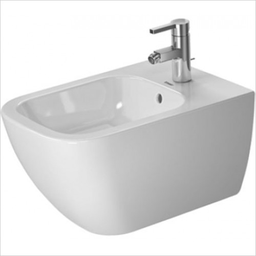 Duravit - Happy D.2 Wall Mounted Bidet