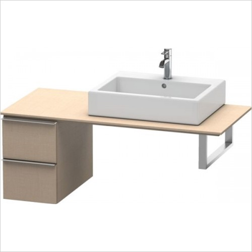 Duravit - Happy D.2 Low Cabinet For Console 440x300x550mm