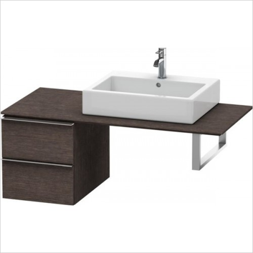 Duravit - Happy D.2 Low Cabinet For Console 440x400x550mm