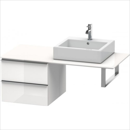 Duravit - Happy D.2 Low Cabinet For Console 440x500x550mm
