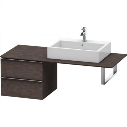 Duravit - Happy D.2 Low Cabinet For Console 440x500x480mm
