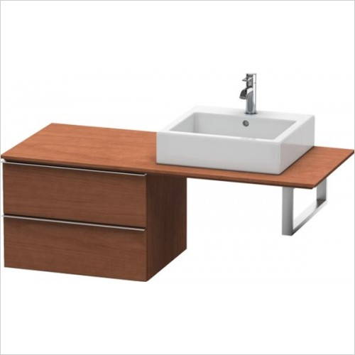Duravit - Happy D.2 Low Cabinet For Console 440x600x480mm