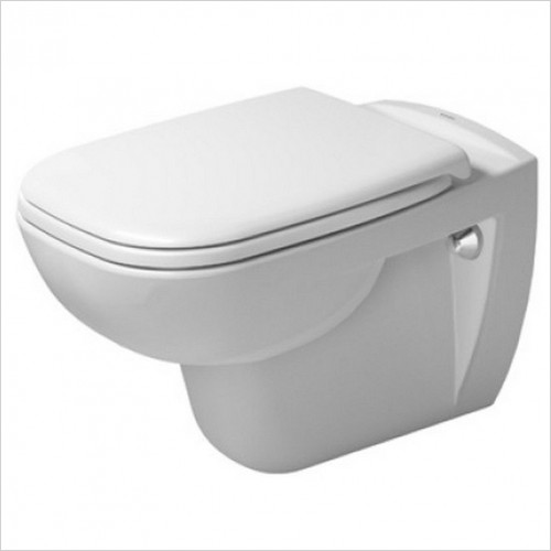 Duravit - D-Code Wall Mounted Toilet