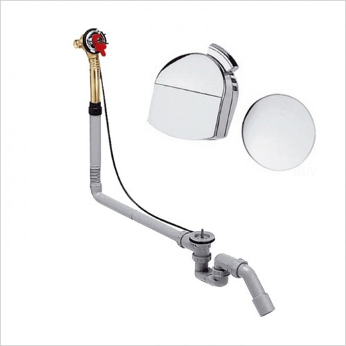 Hansgrohe - Exafill Bath Filler - Complete Set For Large Baths