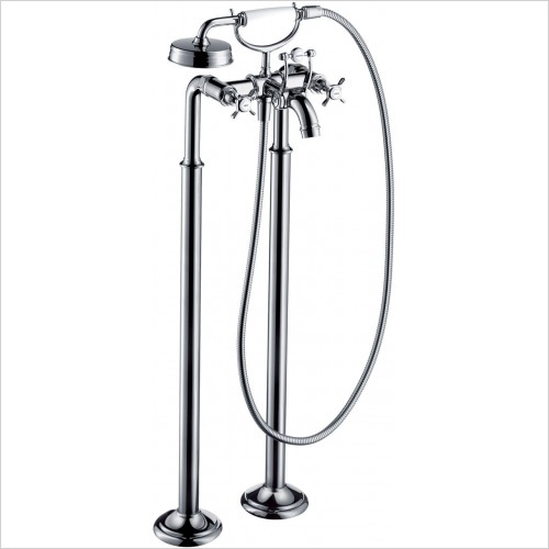 Hansgrohe - Axor Montreux Floor Standing Bath Shower Mixer