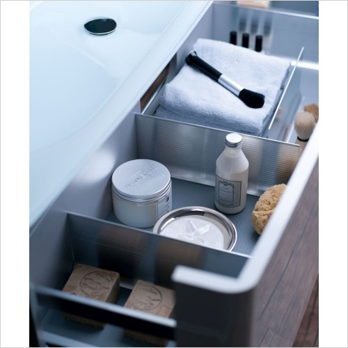 Keuco - Royal Reflex Interior Set For 1300mm Vanity Unit Drawer
