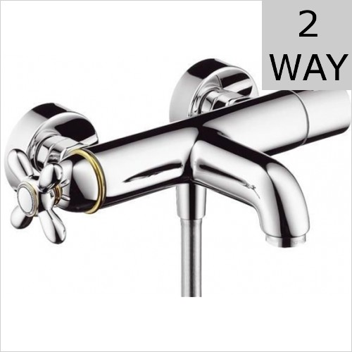 Hansgrohe - Axor Carlton Thermostatic Bath & Shower Mixer